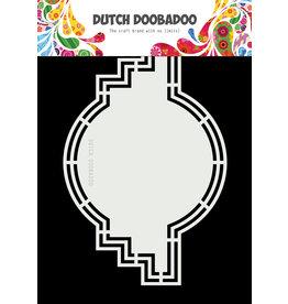 Dutch Doobadoo DDBD Dutch Shape Art Janneke A5