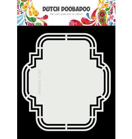 Dutch Doobadoo DDBD Dutch Shape Art Iris A5