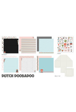 Dutch Doobadoo DDBD Crafty Kit XL Spring Scrapbook
