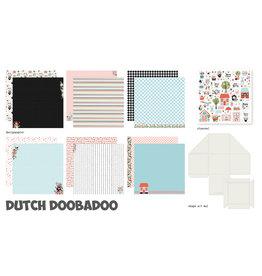 Dutch Doobadoo DDBD Crafty Kit XL Spring Scrapbook