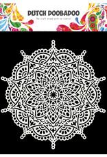"Dutch Doobadoo DDBD Dutch Mask Art ""Mandala"""