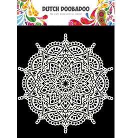 "Dutch Doobadoo DDBD Dutch Mask Art ""Mandala"""
