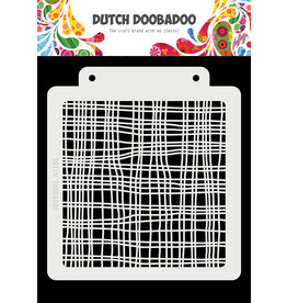 "Dutch Doobadoo DDBD Dutch Mask Art ""Linnen"" A5"