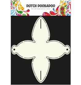 Dutch Doobadoo Dutch Box Art A4 Pumpkin