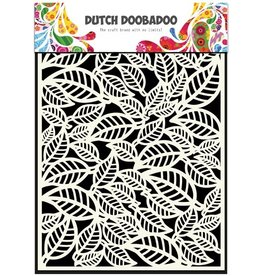 Dutch Doobadoo Dutch Mask Art A5 Leaves