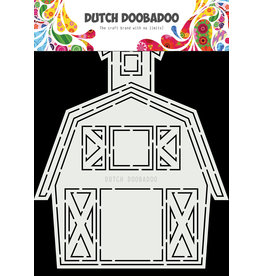 Dutch Doobadoo DDBD Card Art A5 Barn