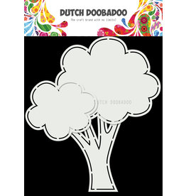 Dutch Doobadoo DDBD Card Art A5 Tree
