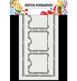 Dutch Doobadoo DDBD Card Art A5 Slimline Label