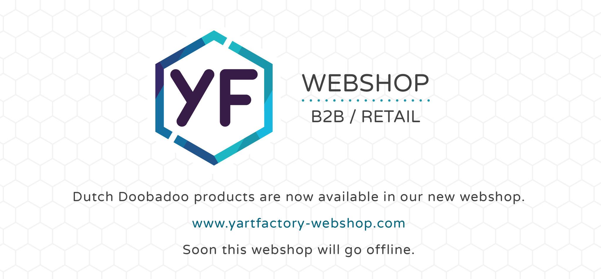New webshop