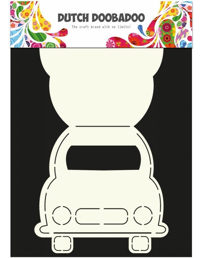 Dutch Doobadoo Dutch Card Art A4 Car