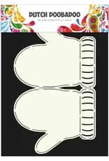 Dutch Doobadoo Dutch Card Art A4 Mittens