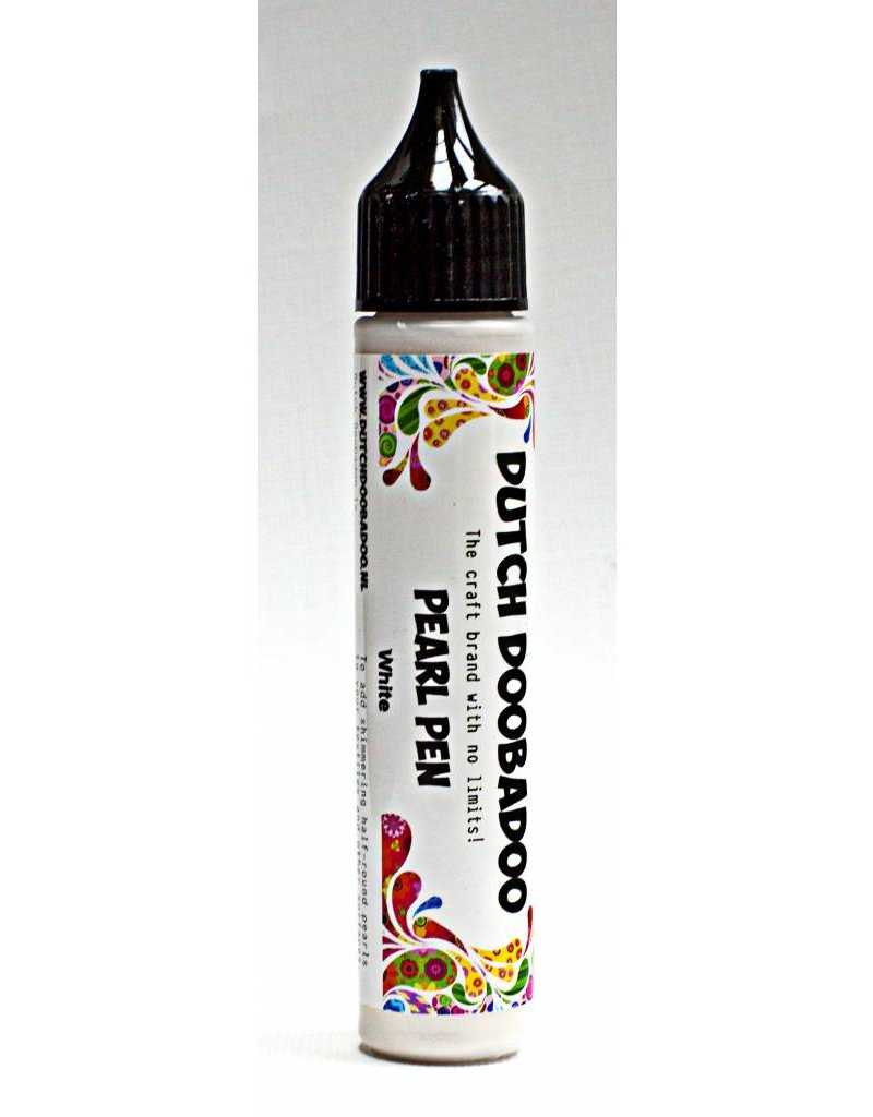 Dutch Doobadoo Dutch Pearl Pen White 28 ml bl.spraynozzle