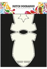 Dutch Doobadoo Dutch Card Art Baby onesie