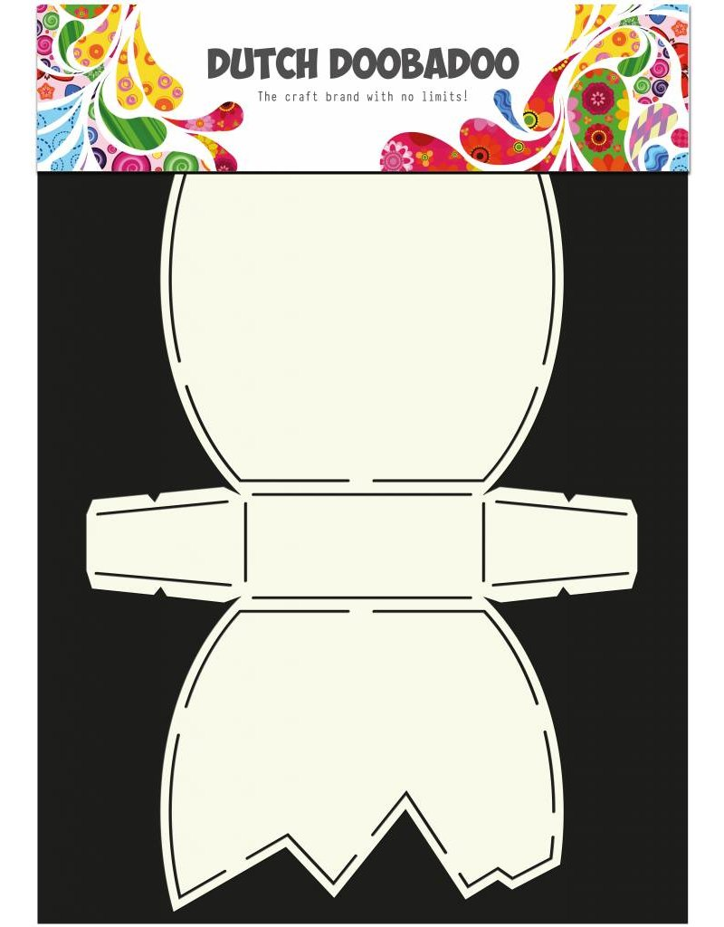 Dutch Doobadoo Dutch Card Art Easter egg