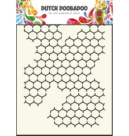 Dutch Doobadoo Dutch Art Mask A5 Chicken Wire