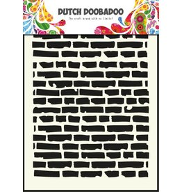 Dutch Doobadoo Dutch Mask Art A5 Bricks