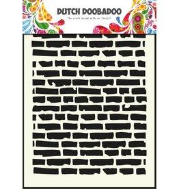 Dutch Doobadoo Dutch Mask Art A5 Bricks