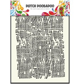 Dutch Doobadoo Dutch Mask Art A5 Burlap