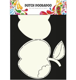 Dutch Doobadoo Dutch Card Art A4 Apple