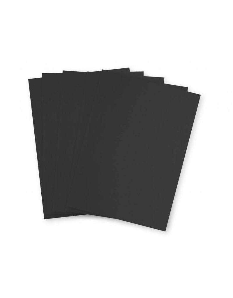 Dutch Doobadoo Dutch ATC black 64x89mm (50 pieces)