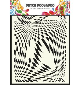 Dutch Doobadoo Dutch Mask A5 Pop Art