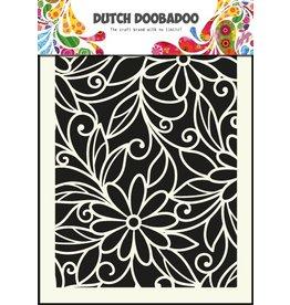 Dutch Doobadoo Dutch Mask Art A5 Flower Swirl
