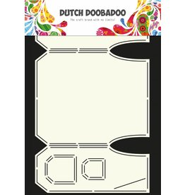 Dutch Doobadoo Dutch Card Art A4 Jacket