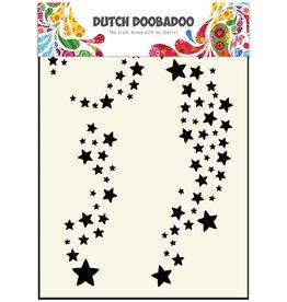 Dutch Doobadoo Dutch Mask Art A6 Stars