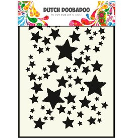 Dutch Doobadoo Dutch Mask art A5 Stars