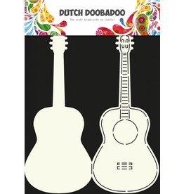 Dutch Doobadoo Dutch Card Art Guitar A4