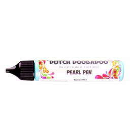 Dutch Doobadoo Dutch Pearl Pen Turquoise 28 ml bl.spraynozzle