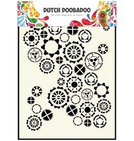 Dutch Doobadoo Dutch Mask Art A5 Gears