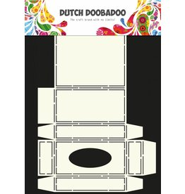 Dutch Doobadoo Dutch Box Art A4 Handkerschief container