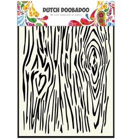 Dutch Doobadoo Dutch Mask Art A5 Woodgrain