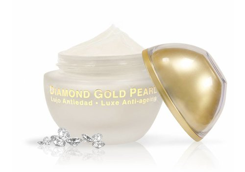 Alissi Brontë Diamond Gold Pearl Luxury Cream 50ML