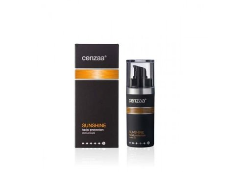 Cenzaa Cenzaa Sunshield Facial Protection - Medium Care 30ML