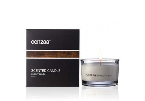 Cenzaa Cenzaa Serenity Candle Sleep 160ML