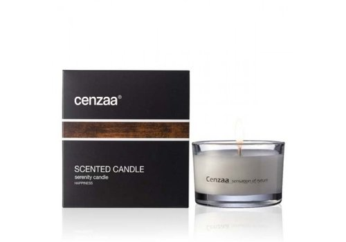 Cenzaa Cenzaa Serenity Candle Happiness 160gr.
