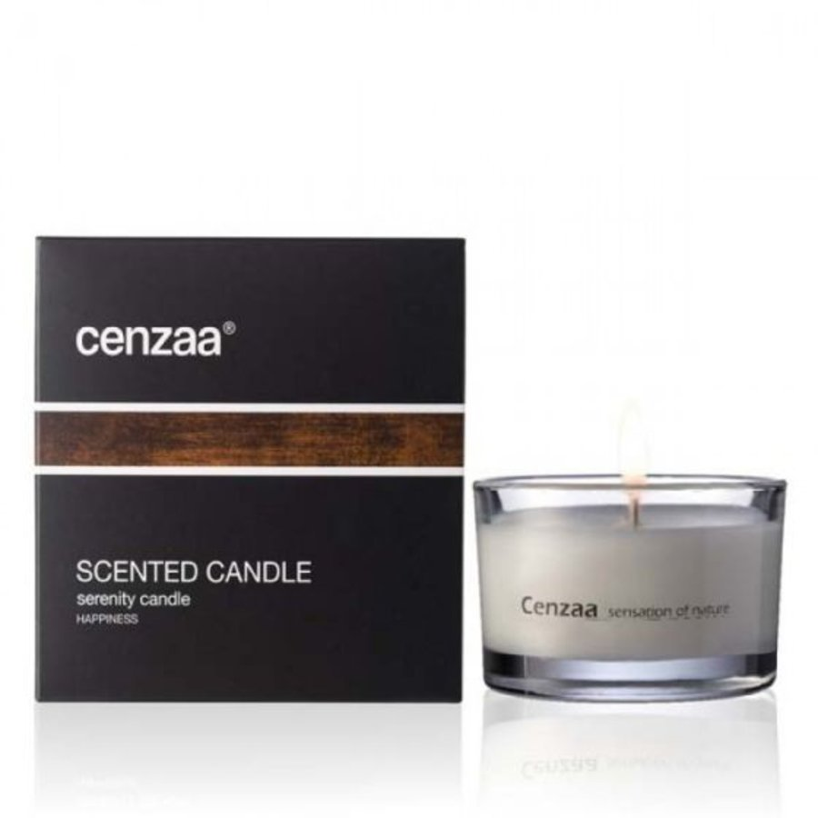 Cenzaa Serenity Candle Happiness 160gr.-1