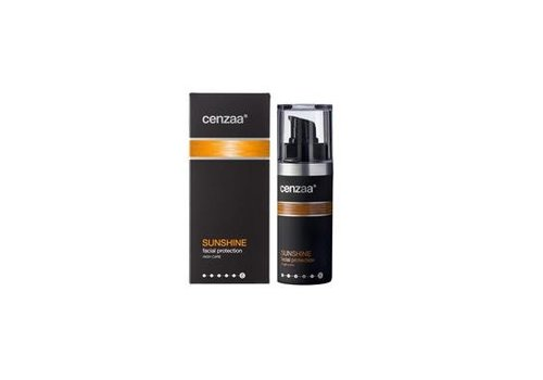 Cenzaa Cenzaa Sunshield Facial Protection - High Care 30ML