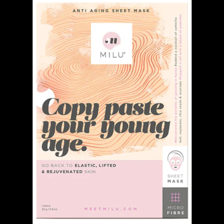 Anti Aging Sheet Masker-1