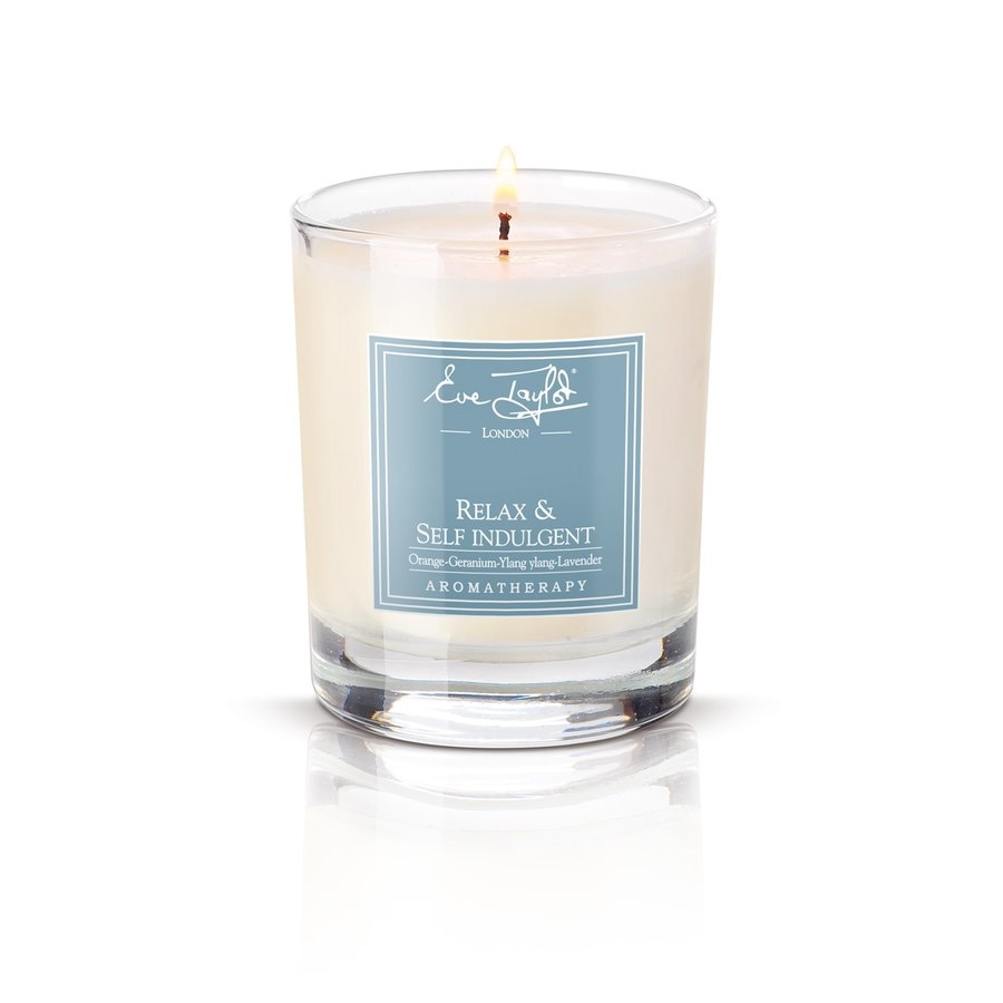 massagekaars Candle Relax & Self Indulgent - Eve Taylor-1