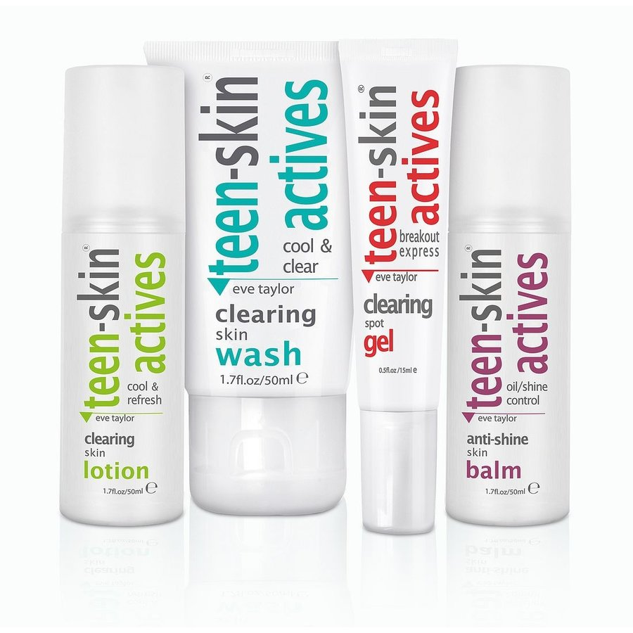 Teen Skin Actives Collection Kit-2