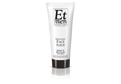 Eve Taylor Men Exfoliating Face Scrub