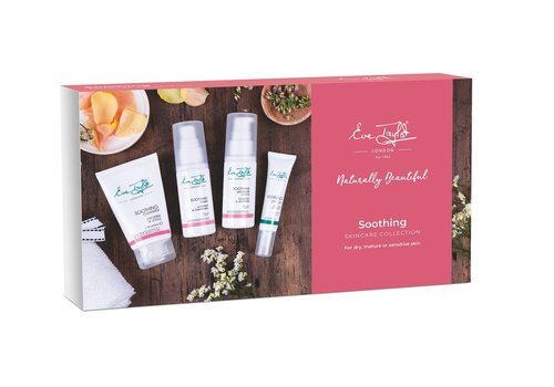 Eve Taylor Soothing Skincare Collection