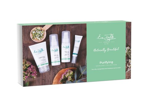 Eve Taylor Purifying Skincare Collection