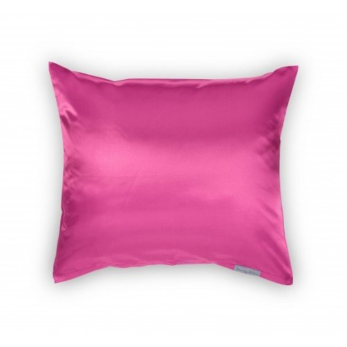 Beauty Pillow Satijnen kussensloop Pink 60 x 70