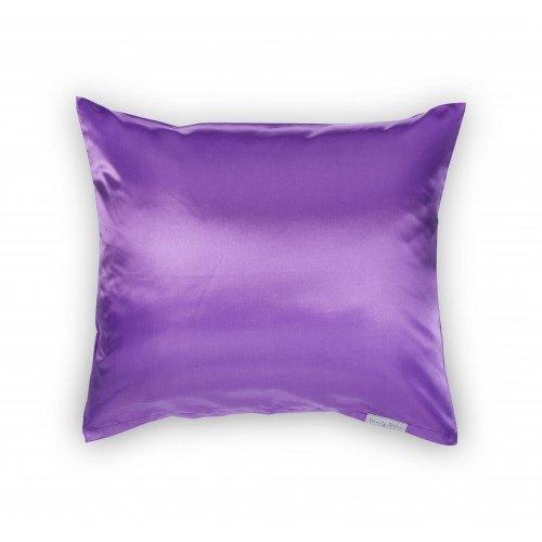 Beauty Pillow Satijnen kussensloop Purple 60 x 70