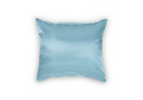 Beauty Pillow Satijnen kussensloop Old Blue 60 x 70