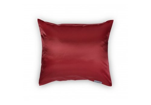 Beauty Pillow Satijnen kussensloop Red 60 x 70